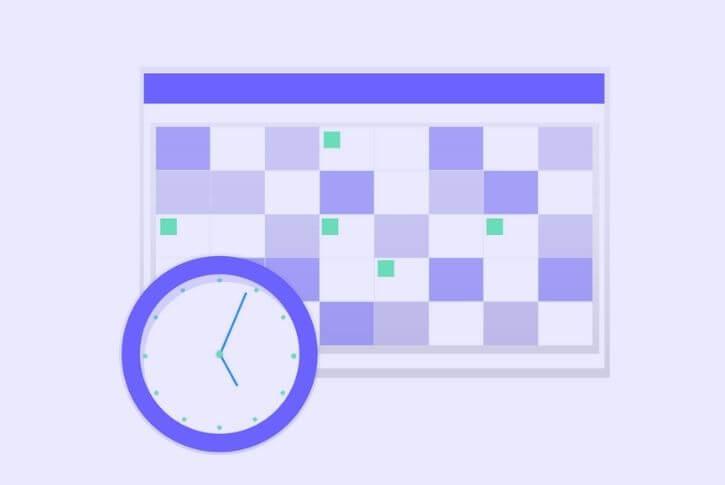 ステップその②:エージェントとの面談日程の調整